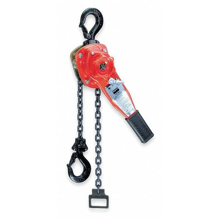 Lever-Operated Chain Hoists with Weston-Type Brake