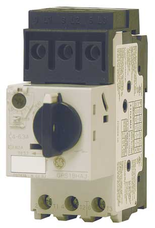 Manual Motor Protector 13A Rotary Knob by USA GE Electrical Motor Manual Switches & Starters
