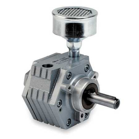 Gast Air Motor 1 8 Hp 78 Cfm 3000 Rpm 4am Nrv 92