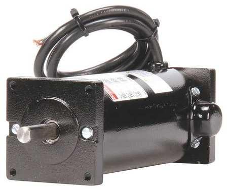 DC Motor PM TENV 1/6 HP 1800 rpm 90VDC by USA Dayton DC Permanent Magnet Motors