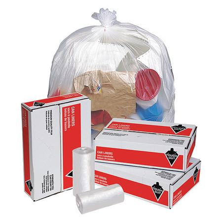 Trash Bags 60 Gal. 4.0 Mil Pk50