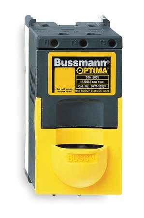 Fuse Holder Midget 30A 3 Pole by USA Eaton Bussmann Circuit Fuse Blocks & Holders
