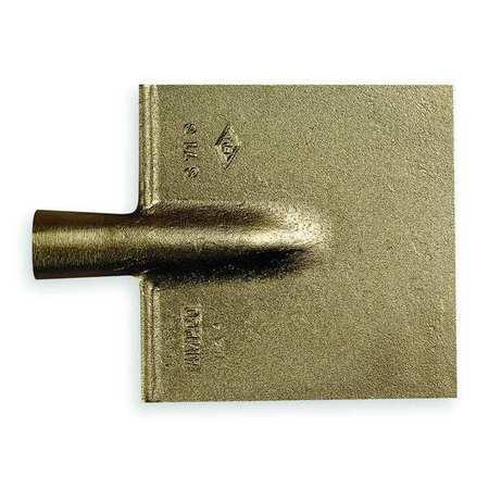 """Scraper Blade,Stiff,6"""""""",Aluminum Bronze -  AMPCO, S-71S"""