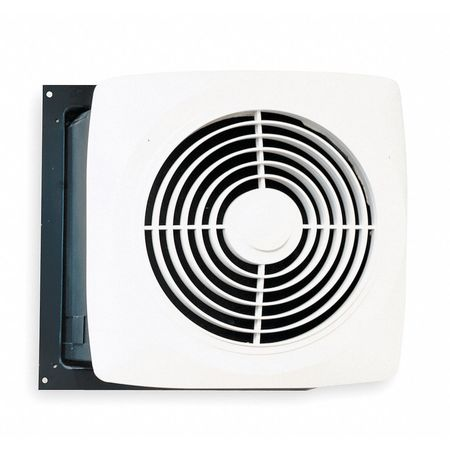 "8 and 10"" Kitchen Wall Fans with Chain Switch and Plastic Grille"