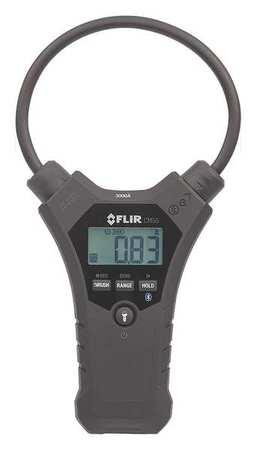 Clamp Meter Flex 4 1/2 in. Jaw Capacity by USA Flir Electrical Clamp Meters