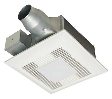 Panasonic Bathroom Ventilation Fan 110 Cfm Lighted Fv 08 11vfl5