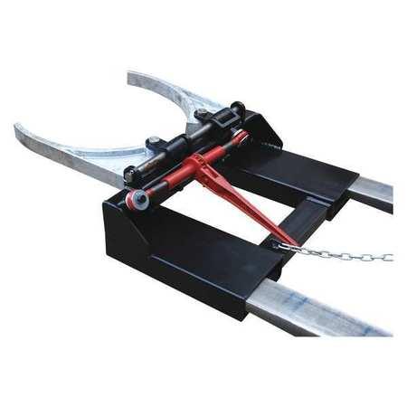 Vestil Fork Mounted Drumgripper Adjustable