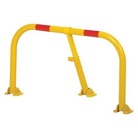 Vestil Heavy Duty Parking Hoop Yellow