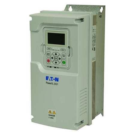 Variable Freq Drive 2 HP 7.8A 208 240VAC by USA Eaton NEMA Rated Enclosure Motor Drives