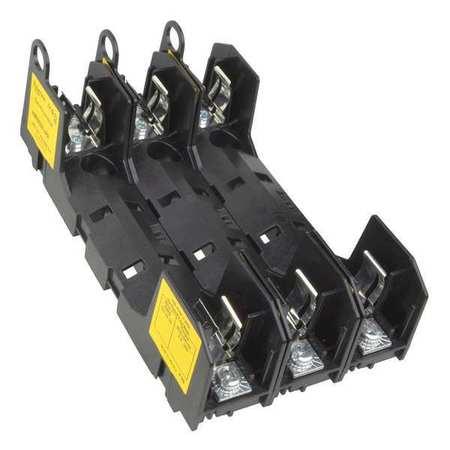 Fuse Block 30A 600V PressurePlate 3Poles by USA Eaton Bussmann Circuit Fuse Blocks & Holders
