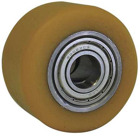 Value Brand Caster Wheel Polyurthan 1-3/8 in. 220 lb