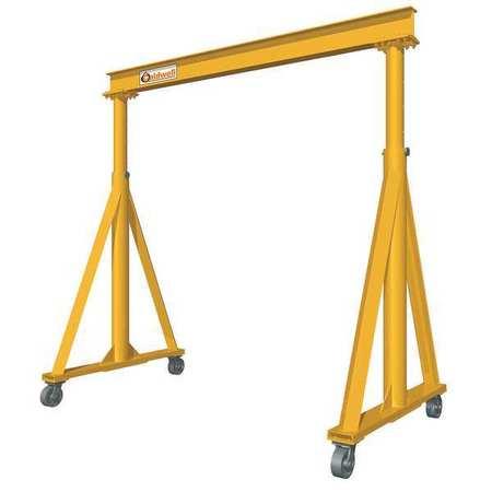 Caldwell Portable Gantry Crane 4000 lb. 10 ft. 4