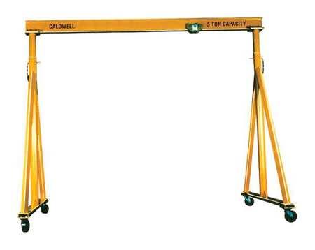 Caldwell Portable Gantry Crane 9 ft. H 1 In. H