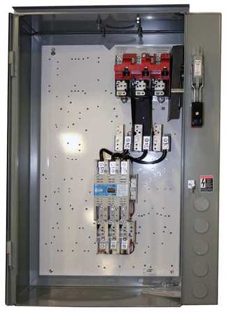 NEMA Fusible Str Size 5 575V Coil 3R Enc by USA Eaton Electrical Motor NEMA Combination Starters