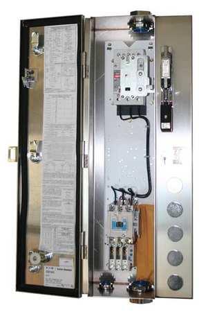 NEMA Fusible Str Size 2 120V Coil 4X Enc by USA Eaton Electrical Motor NEMA Combination Starters