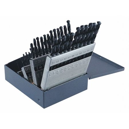Cleveland Jobber Drill Bit Set Right Hand Cutting Type C00960