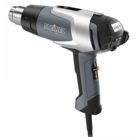 Heat Gun,120VAC,13.3 Amps AC,1600W -  STEINEL, HG2320E