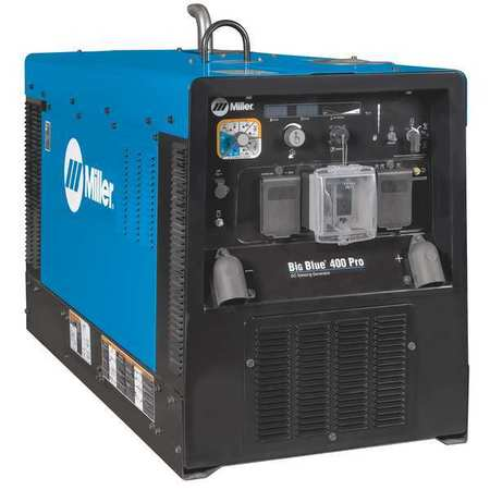 Engine Driven Welder,Mitsubishi,24.7 HP -  MILLER ELECTRIC, 907733