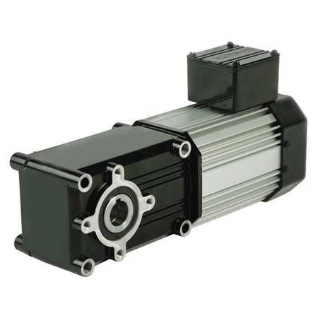 Hypoid Gearmotor 16.8 rpm TEFC 230V by USA Bison AC Gear Motors