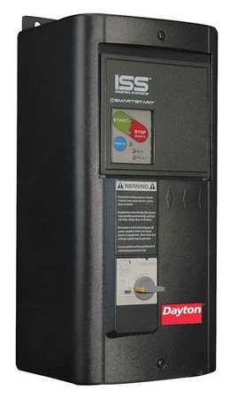NEMA CB Starter Size 1 24V Coil 1 Enc by USA Dayton Electrical Motor NEMA Combination Starters
