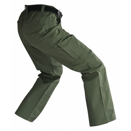 Womens Tactical Pants,od Green,0 To 30in