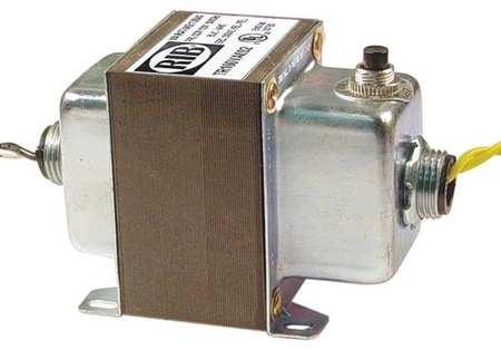 Class 2 Transformer 100VA 120VAC 24VAC Model TR100VA002 by USA Functional Devices Electrical Class 2 Transformers