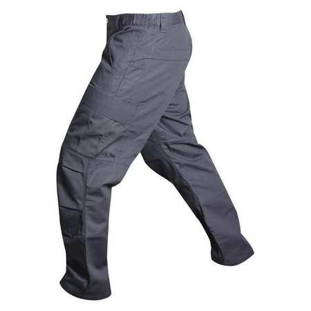 Mens Cargo Pants,smoke Gray,32 X 36 In.
