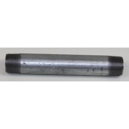 Nipple 2 in. x 3 in. GRC by USA Calconduit Electrical Conduit Fittings
