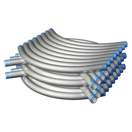Sweep 4 in. x 90 Deg x 48 in. GRC by USA Calconduit Electrical Conduits