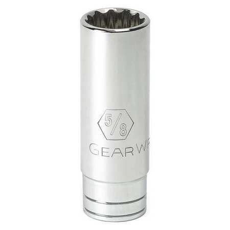 Gearwrench Deep SAESocket 3/8 Drive 12 Pt. 1in