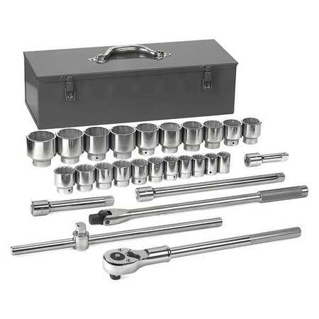 Gearwrench Socket drive 12 Pt. 27 Pc. 3/4 in.