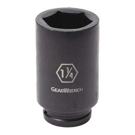 Gearwrench Deep Impact Socket Dr 6pt 3/4in 1 3/4in