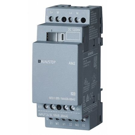 Input/Output Module 2 Inputs by USA Siemens Industrial Automation Programmable Controller Accessories