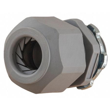 """Liquid Tight Cord Connector 2"""" L Nylon by USA Hubbell Kellems Electrical Strain Relief Connectors"""