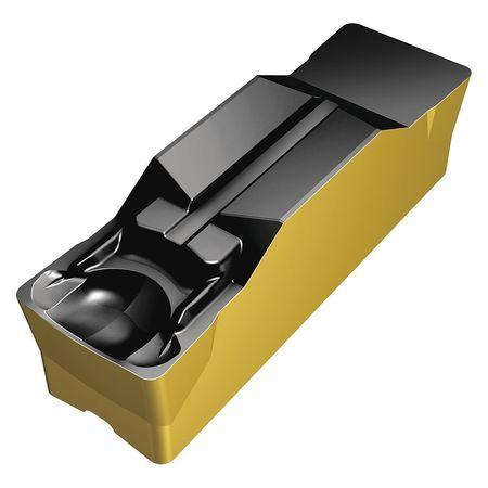 TiN Neutral Hand Al2O3 Carbide QD-NK-0600-035M-PM 4340 CVD TiCN 4340 Grade Sandvik Coromant CoroMill QD Insert for Grooving