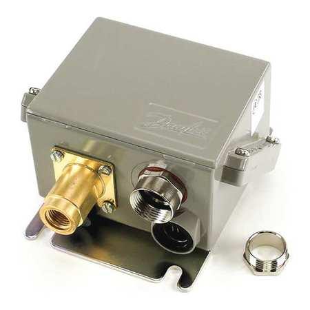 Pressure Control,1/4in,KPS-39 -  DANFOSS, 060-310766