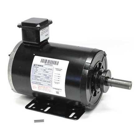 York fan motor 1160 rpm 2 hp 024 36873 107 for 1 3 hp attic fan motor