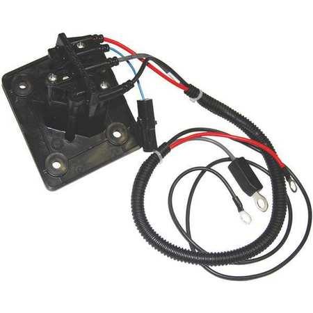 e z go charger receptacle for delta q  48v 602529 zoro com