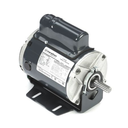 Farm Motor 1/2 HP 1725 RPM 115/208 230V Model 5KHC39QN9584X by USA Marathon AC Farm Duty Motors