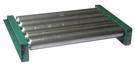 Ashland Roller Conveyor 10 ft. L 27BF Type 5F10S03B27