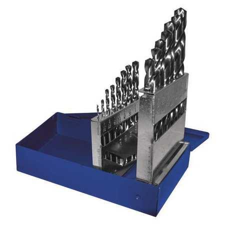 Century Drill & Tool Brite Drill Index 15 Pc Set
