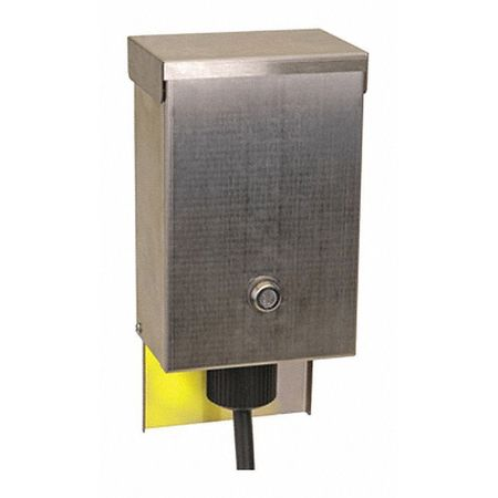 """Manual Transfer Switch 10"""" H 8"""" W 5"""" D Model C30A4LT3 by USA Reliance Electrical Generator Accessories"""