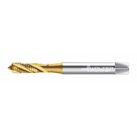 Walter Tap M4 0.50 Thread Size HSS TiN Plug