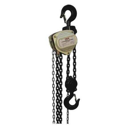 Jet Hand Chain Hoist With 15ft Lift 3-Ton