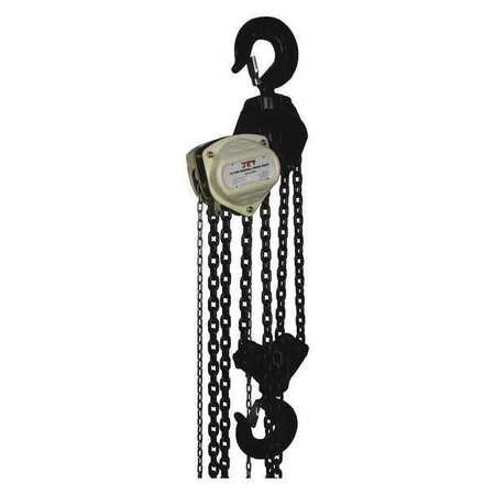 Jet Hand Chain Hoist With 15ft Lift 10-Ton