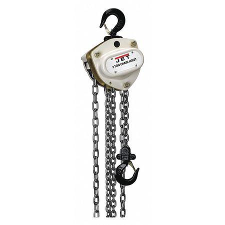 Jet Chain Hoist 15ft Lift 2-Ton Min. Qty 2