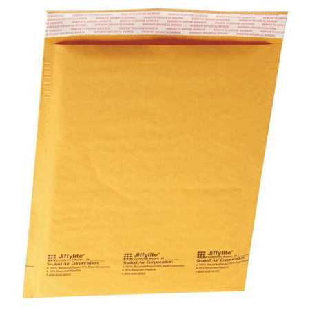Mailer,8-1/2 x 12 in.,Gold Brown,PK100