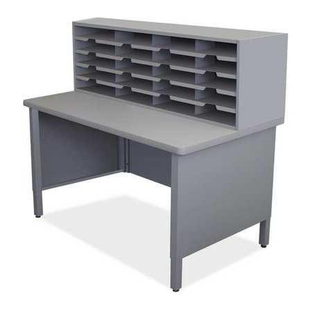 Mailroom Organizer,20 Slot