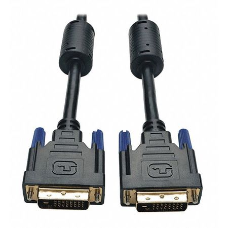 DVI Dual Link Cable TMDS DVI D M/M 3ft by USA Tripp Lite Electrical Power Supply Cord