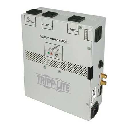 UPS 550VA A/V Block Structured Wiring by USA Tripp Lite Electrical UPS Equipment